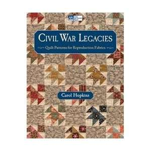 That Patchwork Place Civil War Legacies Arts, Crafts
