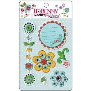 Petal Pushers iCandy Layered Chipboard