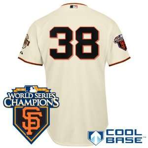 San Francisco Giants Authentic Brian Wilson Home Cool Base Jersey w