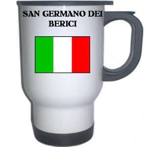 Italy (Italia)   SAN GERMANO DEI BERICI White Stainless