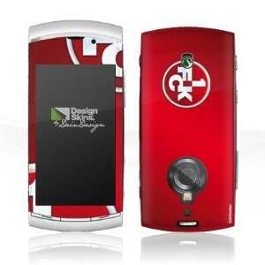 Design Skins for Sony Ericsson Vivaz Pro   1. FCK Logo Design