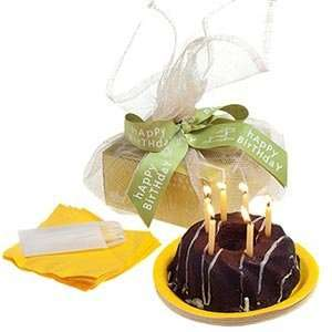 Dancing Deer Baking Co.® Happy Birthday Espresso Cake  Mothers Day