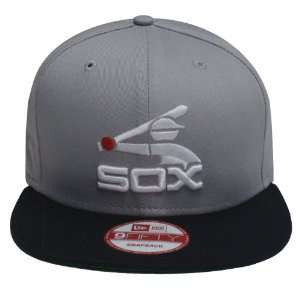 Chicago White Sox Classic New Era Retro Snapback Cap Hat
