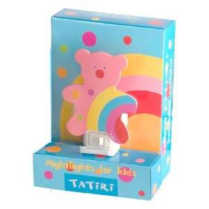 Tatiri Night Light Rainbow Bear