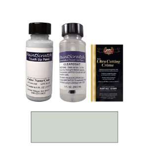 1 Oz. Opal Silver Blue Metallic Paint Bottle Kit for 2004