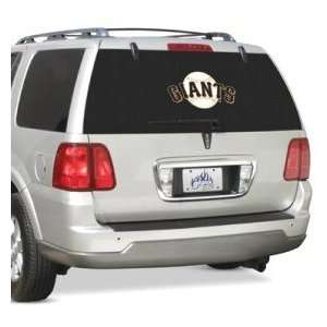 San Francisco Giants Rear Window Film