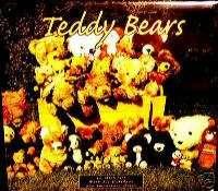2006 Wall Calendar of Cute Teddy Bear Pictures & Photos