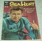 Sea Hunt 5, FN  (5.5) 1960 Manning art