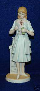 Female,Woman, Lady Pharmacist Figurine