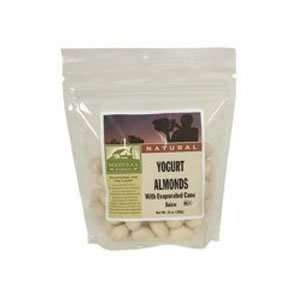Woodstock Farms Almonds, Yogurt, 10 Ounce (Pack of 8