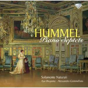 Piano Septets 1 & 2: Hummel, Okuyama, Commellato, .: Music