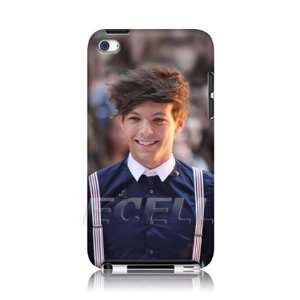 Ecell   LOUIS TOMLINSON ONE DIRECTION 1D SNAP ON BACK CASE
