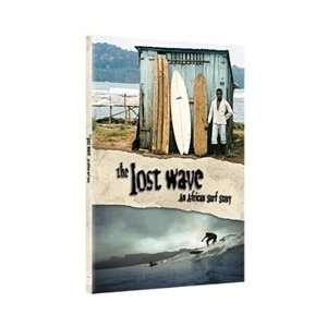 The Lost Wave Surf DVD Movies & TV