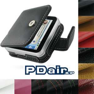 PDair Leather Flip Case for Motorola FLIPOUT MB511