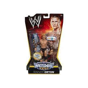 Mattel WWE Wrestling Exclusive Wrestle Mania XXVII Action