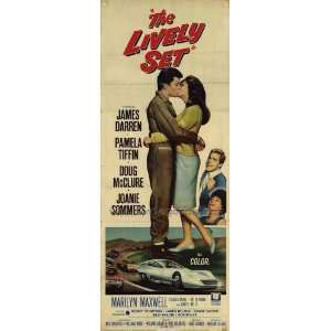 The Lively Set Movie Poster (27 x 40 Inches   69cm x 102cm