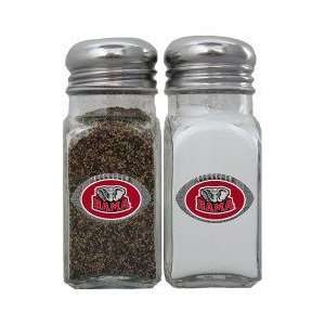 Alabama Crimson Tide Football Salt/Pepper Shaker Set   NCAA College