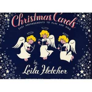 Arranged By Leila Fletcher (Piano and Voice) Leila Fletcher Books