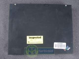 IBM Thinkpad X60 Laptop Core Duo 1.83GHZ/1GB/60GB