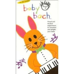 Baby Bach [VHS] Aspen Clark, Sierra Clark Movies & TV