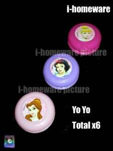 Snow White Bella Cinderella Disney Birthday All in One Party Supply