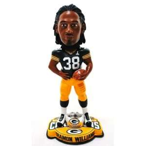ITEM Tremon Williams #38 Green Bay Packers Nfl official Super bowl