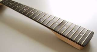 Guitar Neck Maple/Rosewood Right/Lefty 22 Frets Dot Inlay