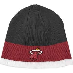 Miami Heat NBA Series Team Logo Knit Hat Sports