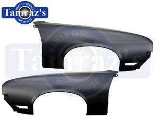 70 72 Cutlass 442 F85 Front Fender   Pair New