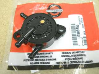 John Deere Fuel Pump Briggs & Stratton 808656 Exmark