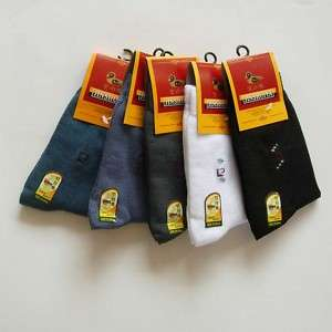 MEN GENTLEMAN BAMBOO FIBER KNIT COTTON WINTER SOCKS