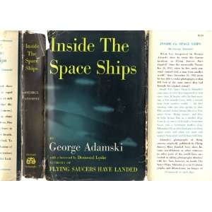 Inside the Space Ships: George Adamski, Illustrated: Books