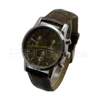 W0348 New Fashion Men Boy Quartz Watch for Christmas gift