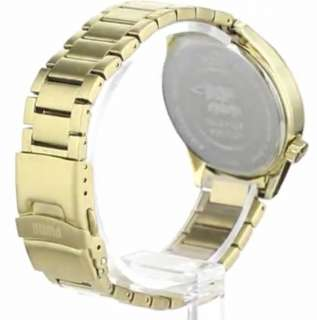 New Authentic Puma Ladies Watch GOLD Plated Blink
