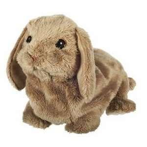 Fur Real Friends Newborn Bunny Rabbit Brown Toys & Games