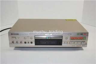 PIONEER DV K101 KARAOKE DVD VCD VIDEO CD G PLAYER PAL/NTSC RARE