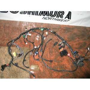 04 suzuki gsxr600 gsxr 600 main wiring harness: Automotive
