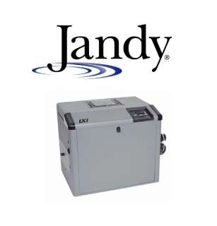 NEW JANDY LXi LXI400N 400K BTU NATURAL GAS POOL HEATER