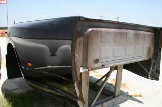 2010   2012 Dodge Ram 3500 Dually Pickup Bed / Truck Box With Tailgate