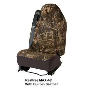 Hatchie Bottom Fabric Backed Neoprene Universal Fit Camo Seat Covers