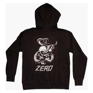 ZERO SKULL/SNAKE ZIP HD/SWT M: Sports & Outdoors