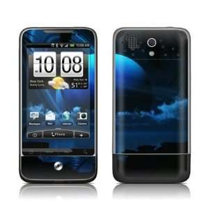 Tropical Moon Protective Skin Decal Sticker for HTC Legend