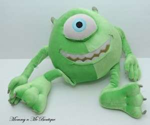 Disney Store Monsters Inc 14 Mike Wazowski Plush Toy
