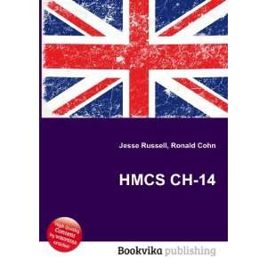HMCS CH 14 Ronald Cohn Jesse Russell Books
