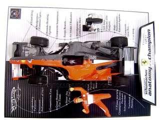 diecast model of 2006 ferrari michael schumacher 248 f1die cast car