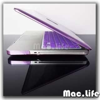 100 % brand new mac life high quality noble series metallic hard case