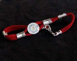kabbalah 5 metal ring G.O.Ds Blessings Charm Bracelet