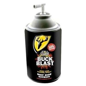 Hot Box Buck Blast Hot Doe Estrus Scent: Sports