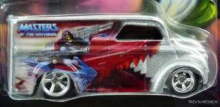 HOT WHEELS MASTERS OF THE UNIVERSE DAIRY DELIVERY V5258 027084959031