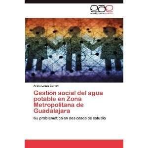 Gestión social del agua potable en Zona Metropolitana de